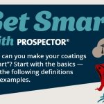 Smart coatings infographic primer - learn about key terms and concepts in the Prospector Knowledge Center.